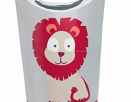 Кош за пране Lassig Wildlife lion 1541006717
