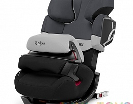 Столче за кола Cybex Pallas 2 Fix Grey Rabbit
