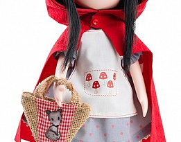 Кукла Little red riding hood серия Santoro Gorjuss London