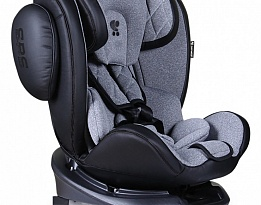 Стол за кола Aviator Isofix 0-36Kg Black+Lightgrey