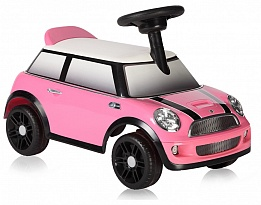 Ride-on Mini foot-to-floor pink