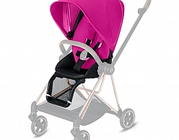 Cybex Тапицерия за луксозна седалка Mios Fancy Pink