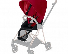 Cybex Тапицерия за луксозна седалка Mios Seat pack True red