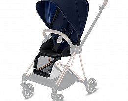 Cybex Тапицерия за луксозна седалка Mios Seat pack Indigo Blue