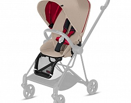 Cybex Тапицерия за луксозна седалка Mios Seat pack FERRARI Silver Grey