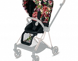 Cybex Тапицерия за луксозна седалка Mios Seat pack FE Spring blossom dark