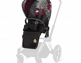 Cybex Тапицерия за седалка Priam Seat pack Lux Rebellious