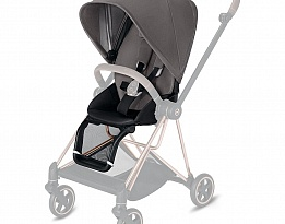 Cybex Тапицерия за луксозна седалка Mios Seat pack Manhattan grey