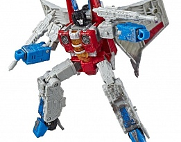 Фигура Transformers VOYAGER Siege WFC-S24 Starscream