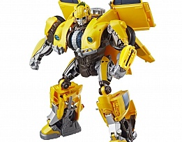 Фигура Hasbro Transformers Power Charge Bumblebee E0982
