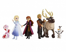 Фигурки Hasbro FROZEN 2 Adventure Collection E5497