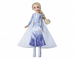 Кукла Hasbro FROZEN 2 Magical Swirling Adventure Elsa E7000