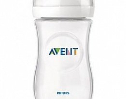 Philips Avent Шише за хранене Natural 330ml - PP