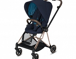 Cybex Тапицерия за луксозна седалка Mios Seat pack Nautical Blue