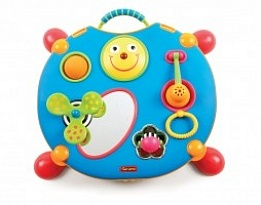 Активно-двигателна играчка Developlay Activity Center